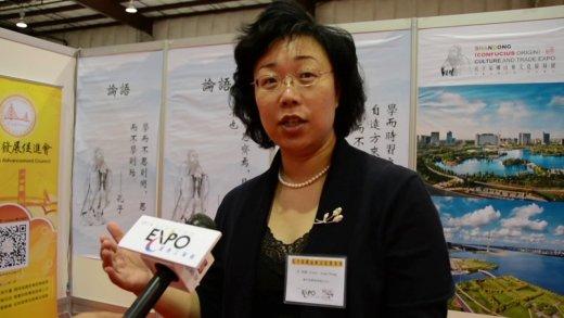 2014 星島工展會 孔子家鄉山東文化貿易展區專訪