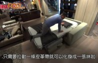 (粵)實用又耐用  豪歎超級沙發牀