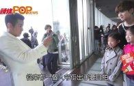 (粵)鹿晗開戲背後 令「片場處女」破戒