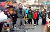(粵)賣棉花糖新招 叔叔跳舞扮MJ