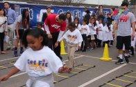 (國)NBA球星倡導兒童運動飲食健康