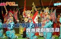 (粵)河南大巴墮崖20死 鄭州豫劇團浩劫