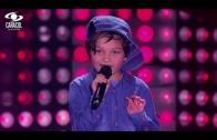 Matthew 'Boyfriend'   Justin Bieber  The Voice Kids