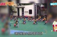 (粵)幼稚園籃神 大顯超強球技