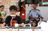 (港聞)鬧爆學生「被撐政改」 黃之鋒:唔尊重私隱