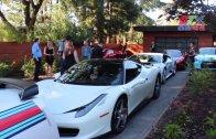 (粵)北加州華人豪車俱樂部首開盛宴