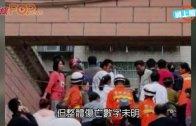 (粵)貴陽大雨釀巨災 九層高住宅樓冧晒