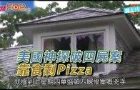 (粵)美國神探破四屍案 靠食剩Pizza