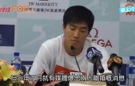 (粵)欄王劉翔宣佈離婚 葛天哽咽