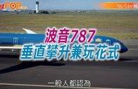(粵)波音787 垂直攀升兼玩花式
