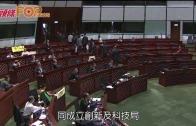 (港聞)CY施政匯報 兩提拉布少講政改投票
