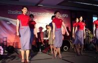 華航空姐歌舞秀新制服