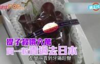 (粵)提子殺價六萬 買一粒貴過去日本