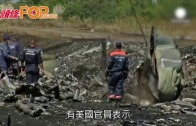 (粵)馬航MH17空難一周年疑親俄武裝射錯飛機