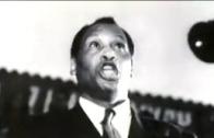 黑人歌唱家保罗中文演唱义勇军进行曲