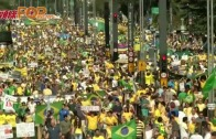 (粵)巴西又示威促總統下台 「政府當我傻仔」
