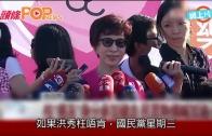 (粵)朱立倫兩迫退選總統 洪秀柱反擊:最受傷係黨