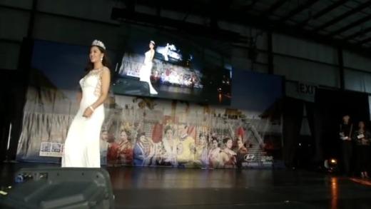 2015星島親善小姐晚裝秀(二)