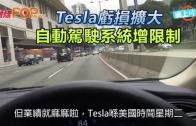 (粵)Tesla虧損擴大  自動駕駛系統增限制