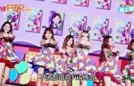 (粵)少時扮兔女郎世巡 Yuri露胸收紙飛機