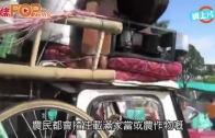 (粵)哥倫比亞吉普車節  農民晒命超載巡遊