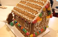 星島親善小姐 畢瑾瑜Build a Gingerbread House With Me!