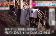 (粵)日本滑雪客巴墮崖 至少14死多青年