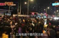 (粵)逾千人抗建變電站  上海15人被捕20傷