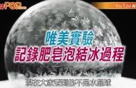 (粵)唯美實驗 錄肥皂泡結冰過程