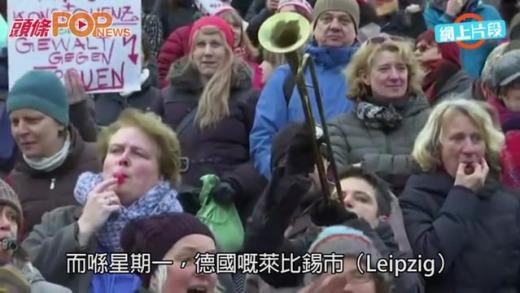 (粵)德跨年暴力性侵案 增至逾600宗捱轟