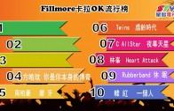 (粵)02/26卡拉O Fillmore排行榜