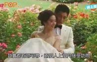 (粵)吳奇隆劉詩詩婚照曝光 揀新西蘭因老婆喜歡