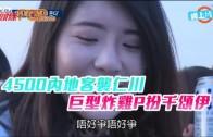 (粵)4500內地客襲仁川   巨型炸雞P扮千頌伊