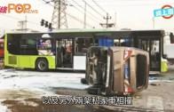 (粵)貨車插巴士片曝光 撞飛乘客30死傷