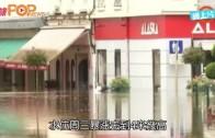 (粵)巴黎塞納河決堤 市民企定定影相