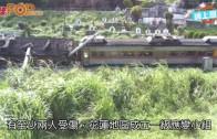 (粵)台鐵列車於花蓮出軌 至少兩人受傷