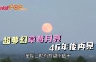 (粵)超夢幻草莓月亮 46年後再見