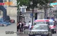 (粵)德再爆難民砍人案  疑爭執斬死孕婦另2傷