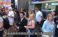 (粵)尼斯機場有可疑行李 當局封鎖現場兼派兵