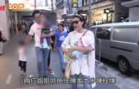 (粵)陳豪一家五口現中環  首次捕獲陳家公主
