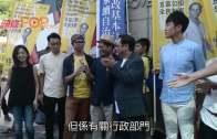 (港聞)確認書唔使人大釋法 曾鈺成:禁港獨參選須依法辦事