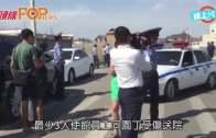 (粵)中國駐吉爾吉斯使館爆炸  疑自殺式車襲1死多傷