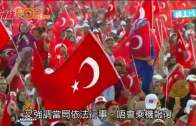 (粵)土耳其3百萬人撐政府  埃爾多安擬恢復死刑