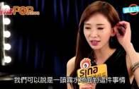 (粵)林志玲首回應罵戰風波  讓時間證明一切