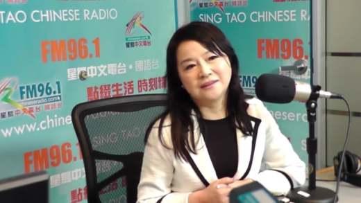 (國)焦點訪談-專訪台灣著名媒體人周玉蔻 Part 1