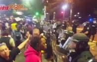 (粵)美反警槍殺黑人騷亂  狀態緊急1人中槍危殆