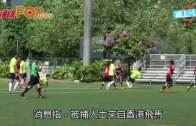 (港聞)打假波案廉署拘6人 涉5足球員受賄逾9萬