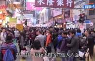 (港聞)港人均身家144萬港元  六個人有一個屬富戶?
