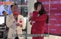 (粵)舒淇:未夠三個月唔講得  拒直接回應懷孕傳聞