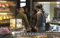 (港聞)重案組東港城金舖搜證 查問女戶主被挾持經過